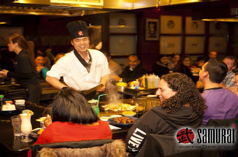 1381b69833e Samurai Hibachi Japanese Steak House